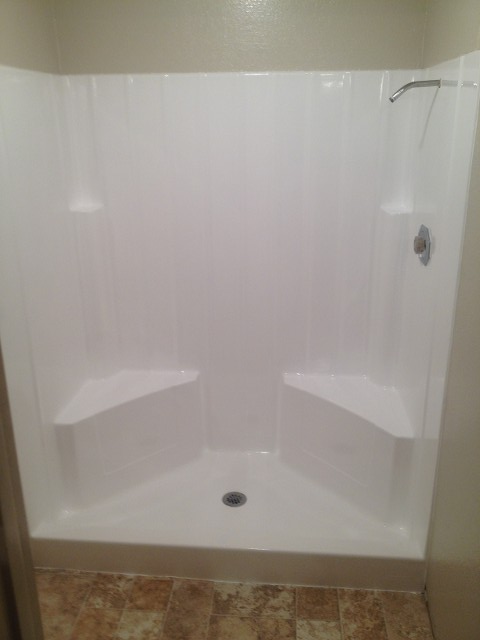 Gorgrous Bathtub and Shower Reglazing Results in Contra Costa, CA