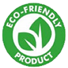 ECO-FRIENDLY PRODUCT, logo