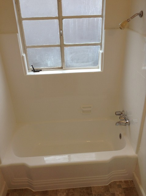 White Bath - After