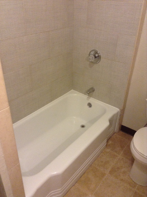 Bathtub - After